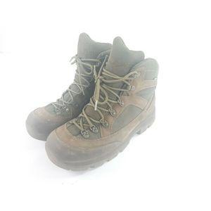 "Danner Gavre 6"" Olive GORE-TEX WORK Boots Size 10"